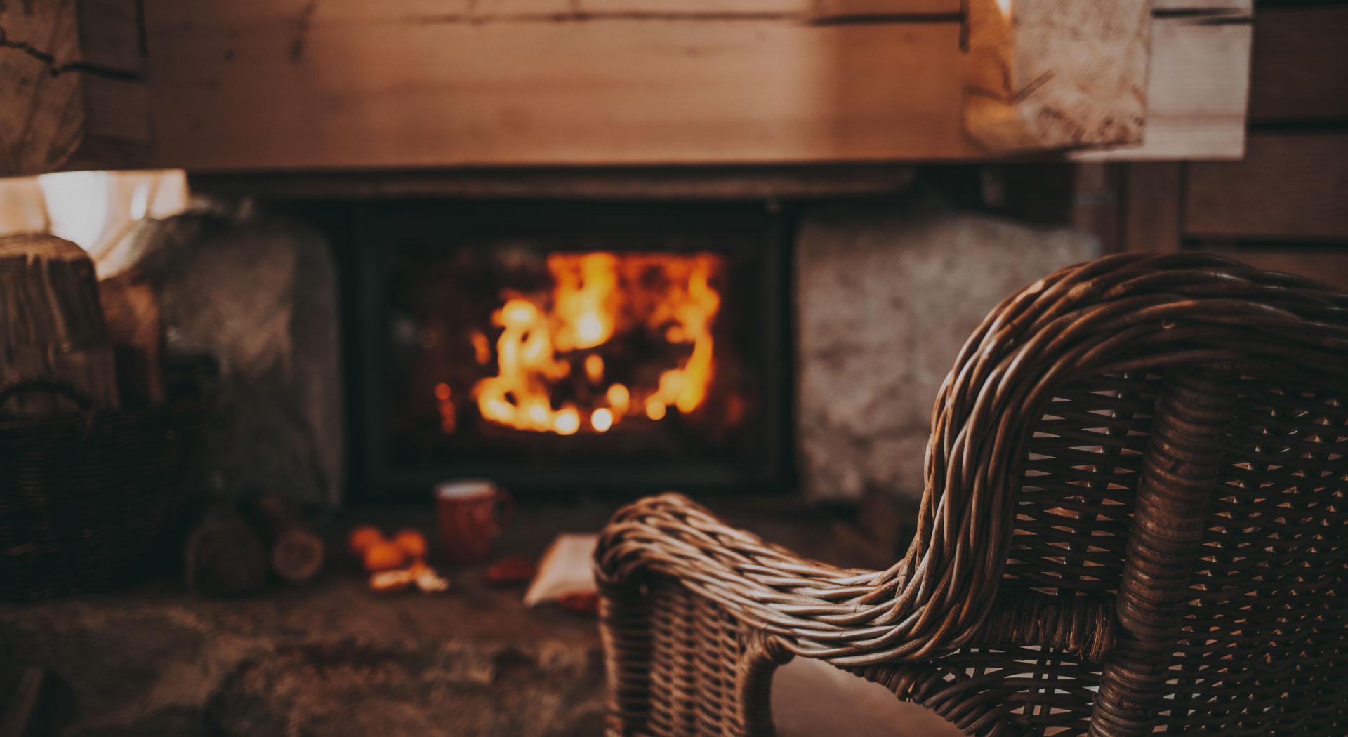 poêle cheminée flamme travaux coup de pouce chauffage