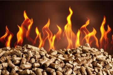 poêle biomasse flamme travaux coup de pouce chauffage