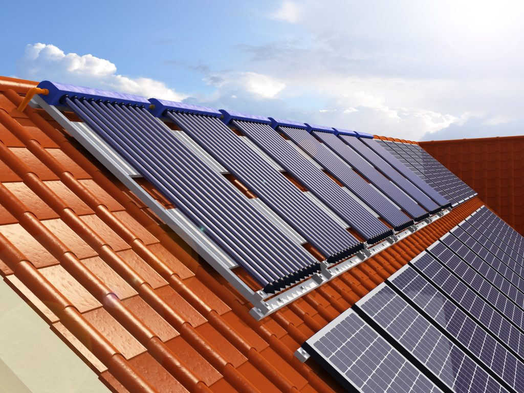 coup de pouce chauffage panneaux solaires